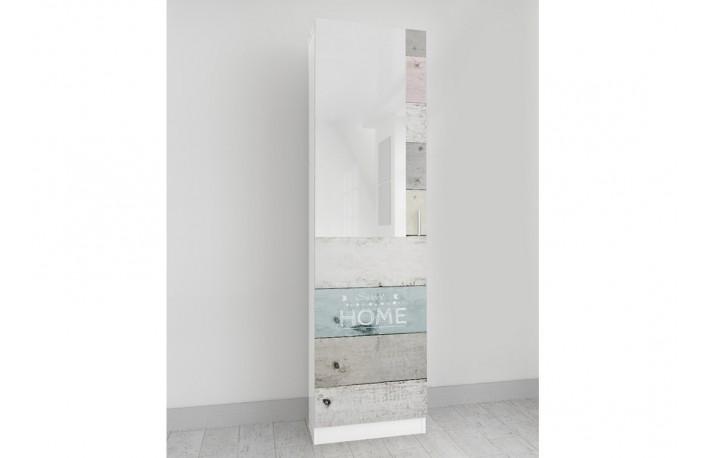 El zapatero pieza clave en la decoraci n del hogar - Muebles zapateros estrechos ...