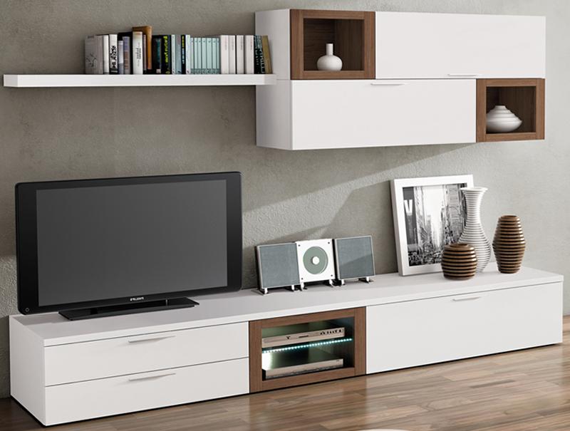 Muebles para ordenar el sal nblog de decoraci n de muebles - Como decorar un mueble de salon ...