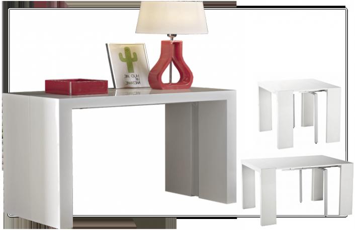 Top 5 en muebles recibidores for Mesa consola extensible ikea