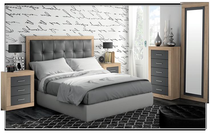 Los cabeceros de cama en la decoraci n for Lamparas cabezal cama