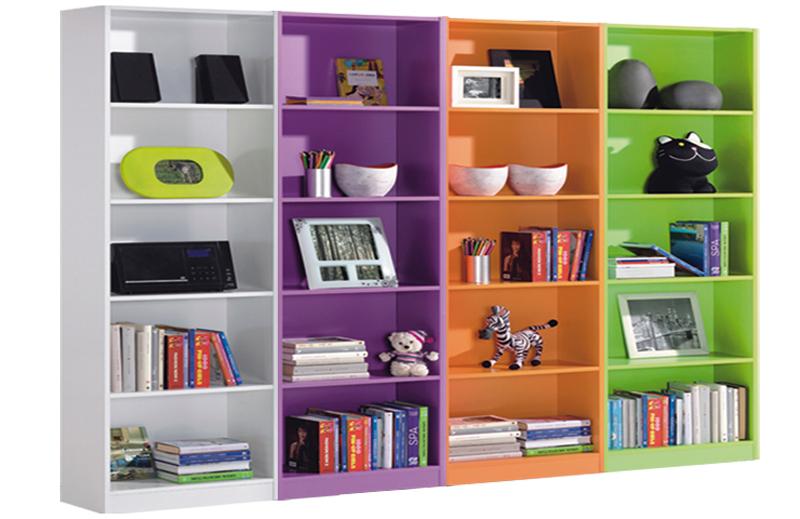 Estanterias y librerias en la decoracion - Decoracion para estanterias ...