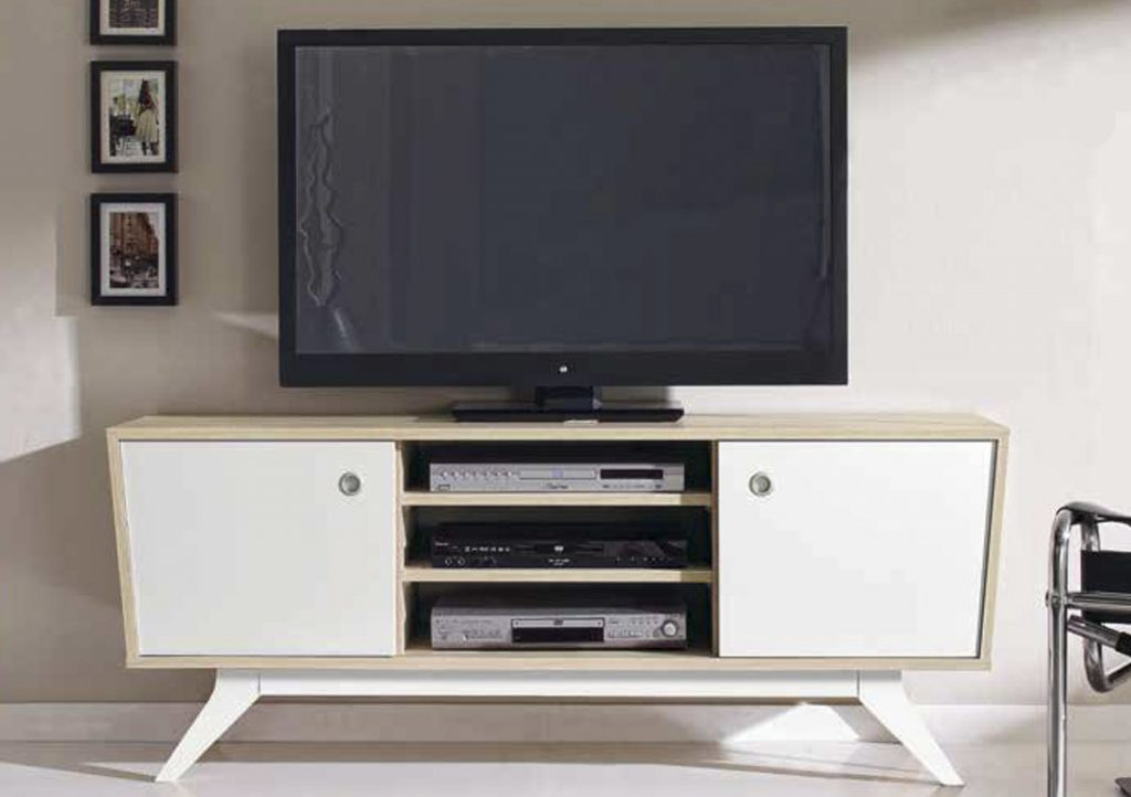 Muebles auxiliares for Mueble tv moderno