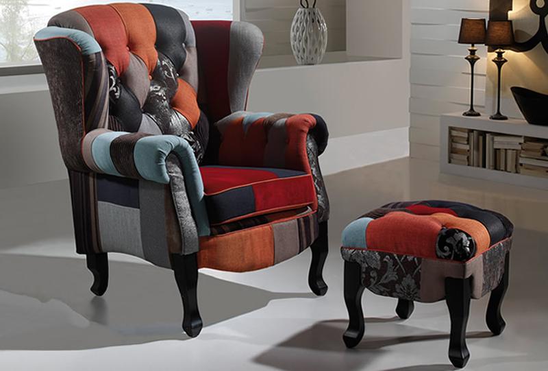 Los sillones en la decoraci n del hogar - Sillones para lectura ...