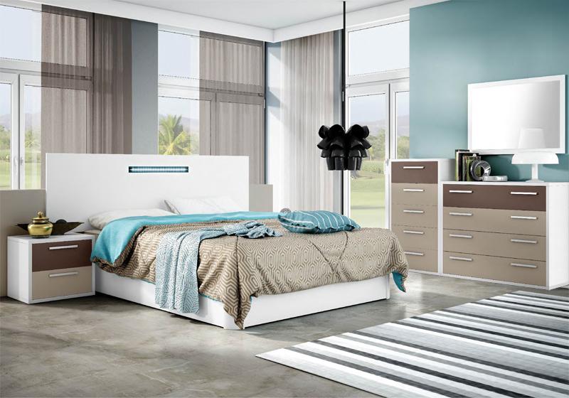 Cmo decorar dormitorios de matrimonio grandesBlog de decoracin de