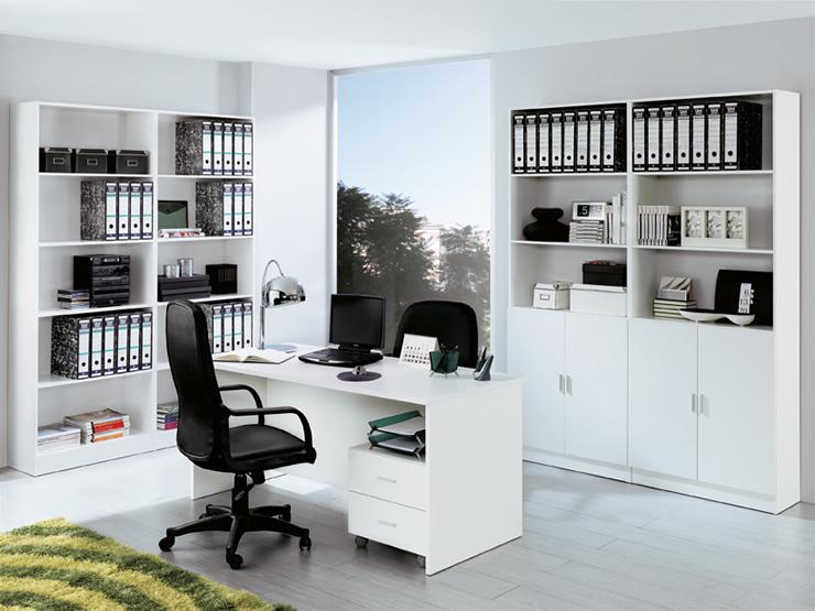C mo distribuir los muebles de la oficina - Muebles oficina ikea ...