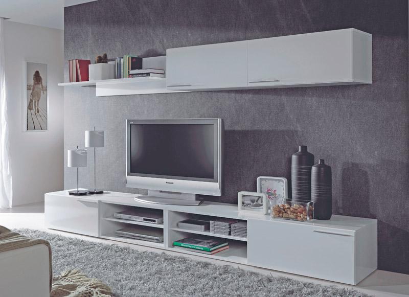 Trucos para decorar salones peque osblog de decoraci n de for Composiciones modulares para salon