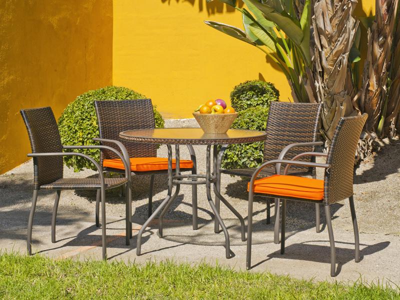 Ideas para decorar el porche de casa blog de decoraci n - Muebles de porche ...