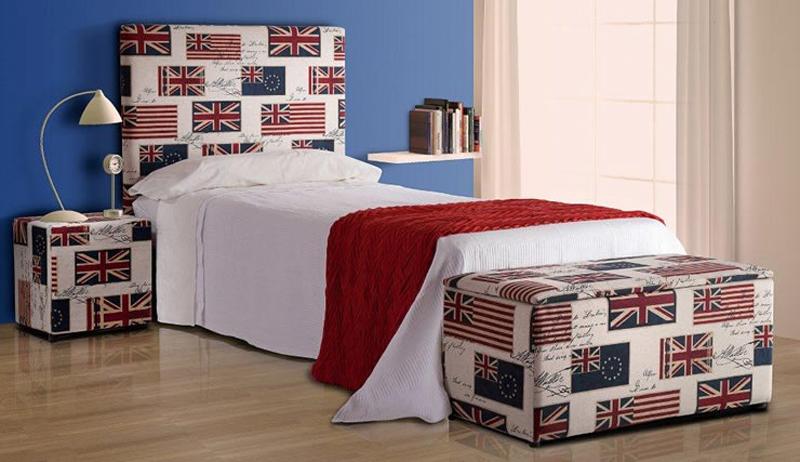 El top 10 en cabeceros de cama for Cabeceros juveniles