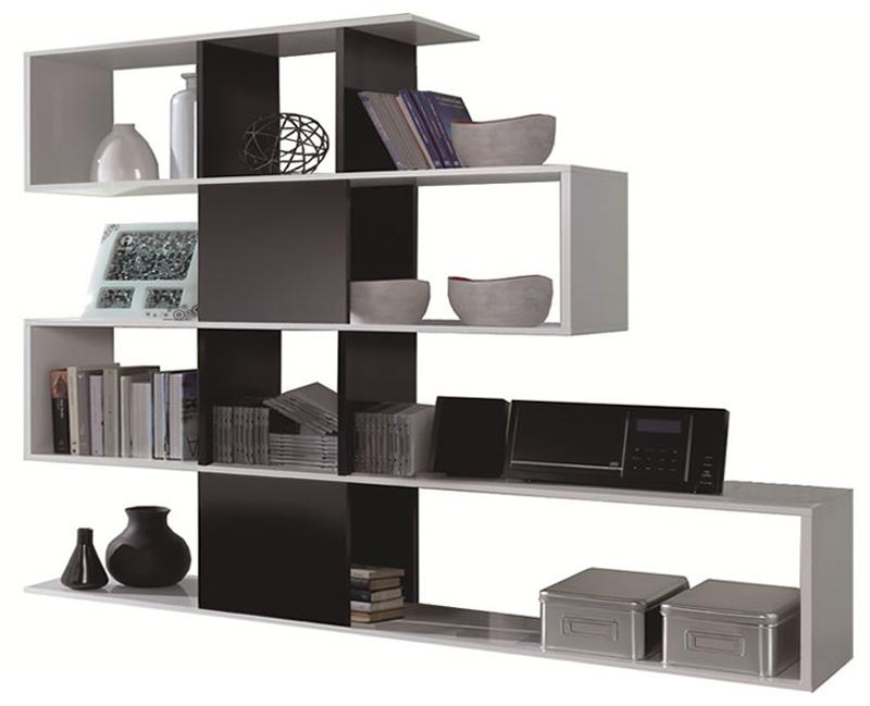 Muebles para separar la cocina y el sal nblog de - Estanterias para separar ambientes ...