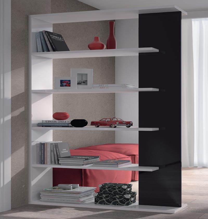 Muebles para ordenar el sal nblog de decoraci n de muebles - Estanterias para separar ambientes ...