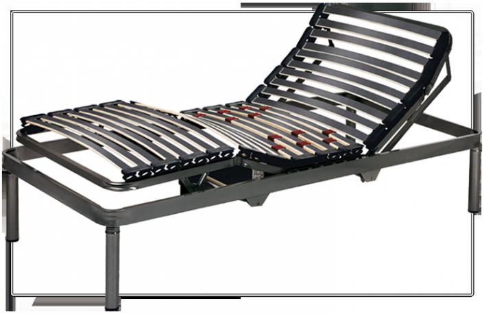 Si quieres dormir bien cuida la base del colch nblog de - Base de cama ikea ...