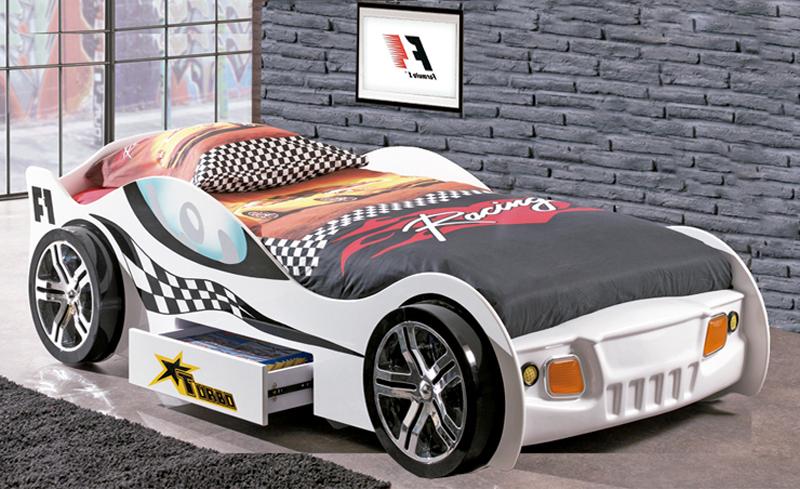 Las mejores camas para ni os y ni asblog de decoraci n de - Camas coches para ninos ...