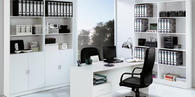 Muebles imprescindibles en la oficinablog de decoraci n de - Muebles boom escritorios ...