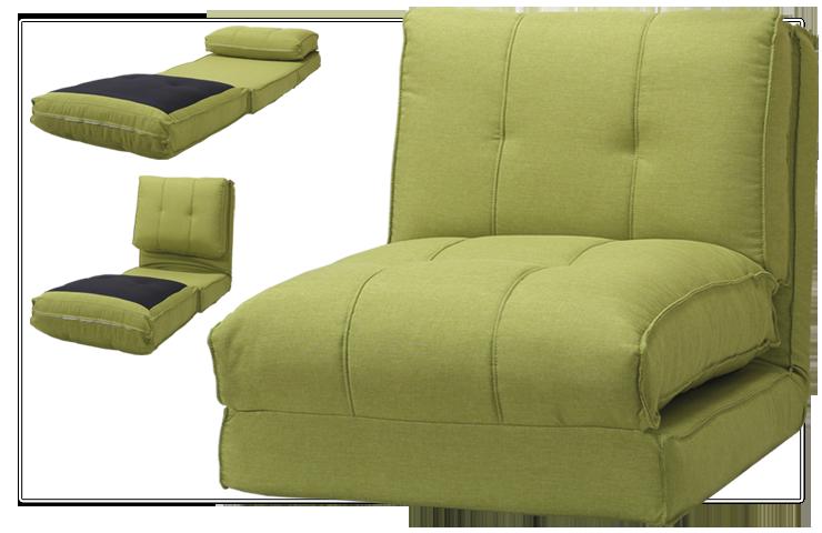 Muebles pr cticosblog de decoraci n de muebles boom - Sillon puff cama ...