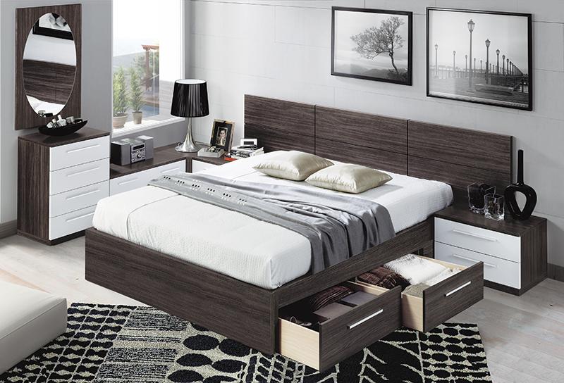 Los mejores muebles para dormitorios de matrimonio for Muebles de dormitorio