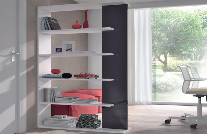 Muebles para decorar casas grandesblog de decoraci n de muebles boom - Estanterias originales de pared ...