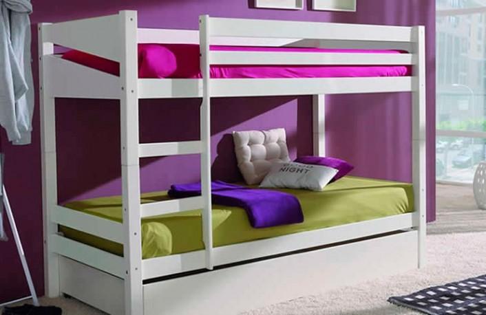 Literas con mucho estilo - Fotos camas infantiles ...