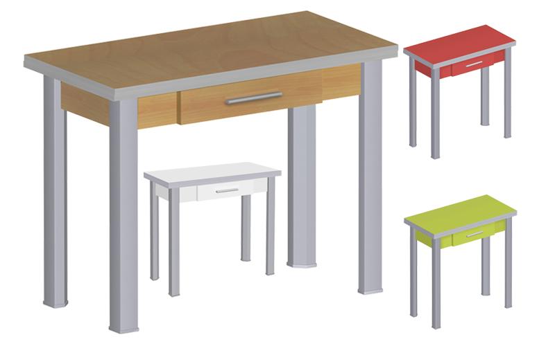 Soluciones para ganar espacio en casablog de decoraci n de - Mesas libro cocina ...