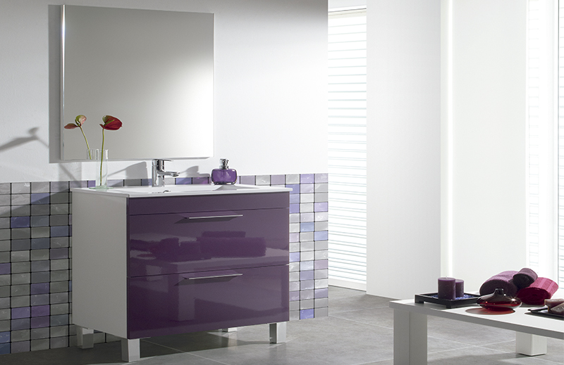 Muebles para bano para guardar toallas - Muebles para toallas ...