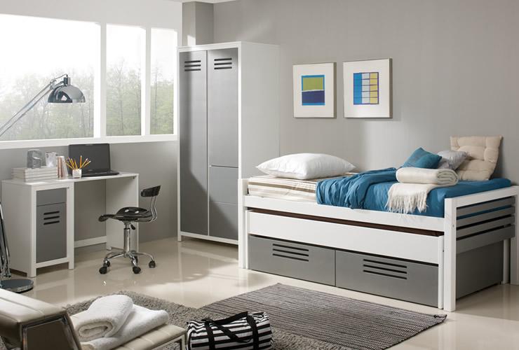 Las mejores habitaciones para estudiarBlog de decoracin de Muebles