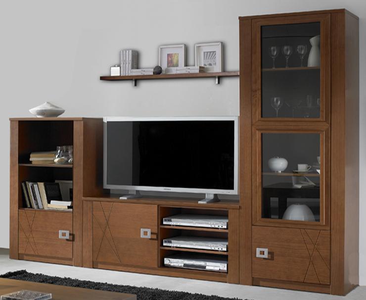 Salones de madera macizablog de decoraci n de muebles boom for Mejores muebles