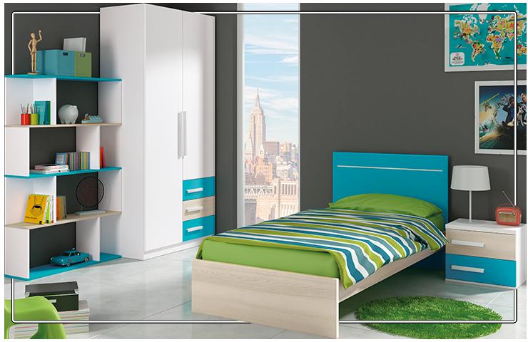 Tipos de camas infantilesblog de decoraci n de muebles boom - Boom de los muebles ...