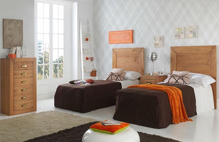 Tipos de camas infantilesblog de decoraci n de muebles boom - Habitaciones juveniles con dos camas ...