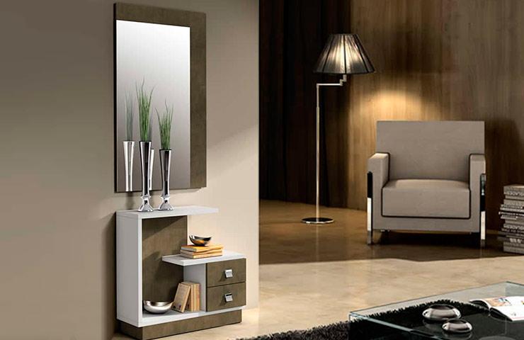 Consejos para decorar pasillos largos blog de decoraci n for Espejos para hall