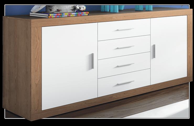 Muebles para separar la cocina y el sal nblog de decoraci n de muebles boom - Aparadores de cocina modernos ...