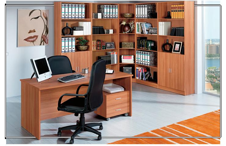Consejos para decorar una zona de estudio para adultos - Muebles de oficina para casa ...