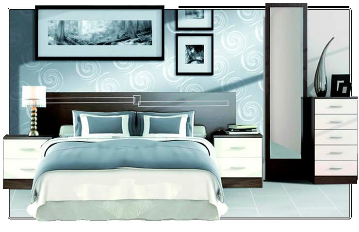 Los colores primarios en decoraci n blog de decoraci n for Lo ultimo en dormitorios de matrimonio
