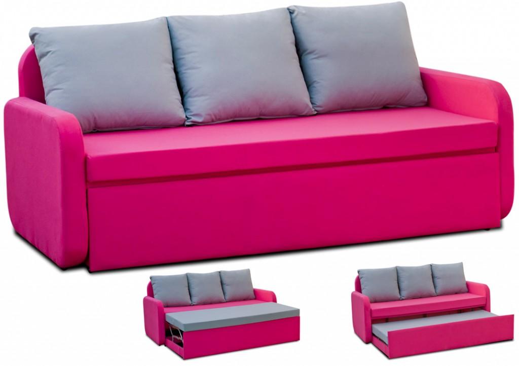 Sofá cama nido moderno