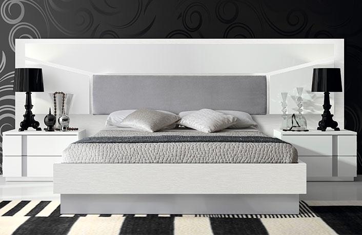 Muebles para una decoraci n eleganteblog de decoraci n de muebles boom - Habitacion gris y blanca ...