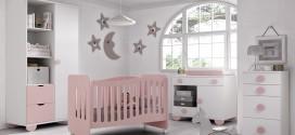 Cómo pintar la habitación del bebé