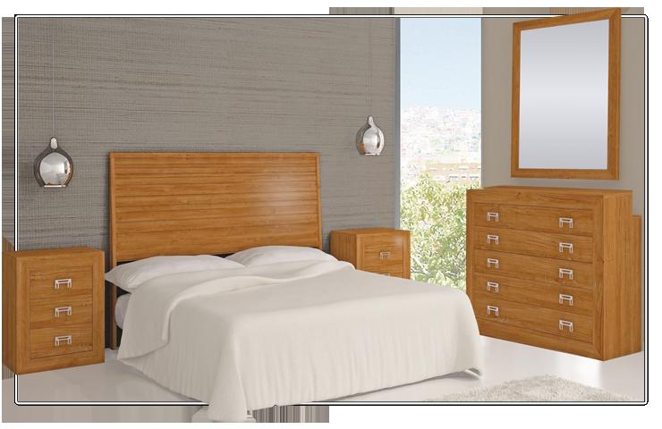 Muebles de madera maciza contra melamina for Cabeceros segunda mano