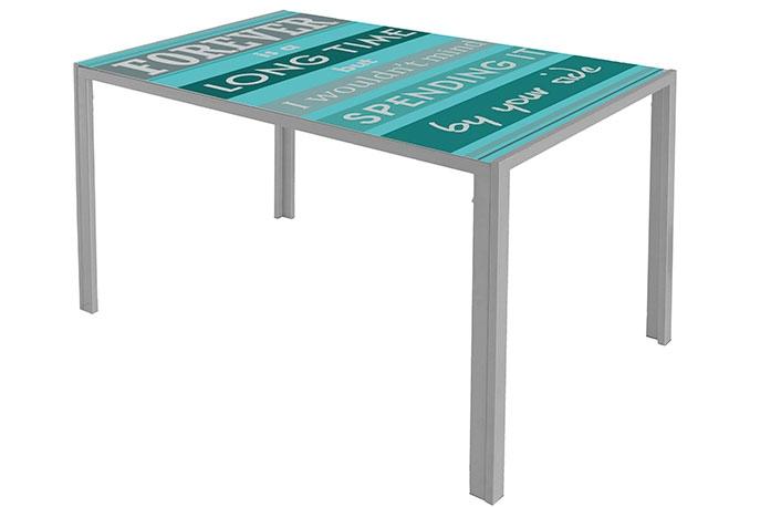 C mo escoger una mesa para una cocina peque a - Mesa pequena cocina ...