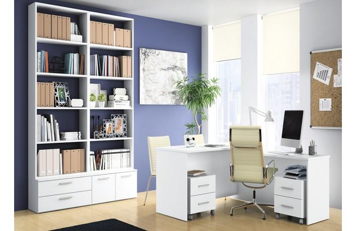 Decoraci n de oficinas y despachos en casa - Despacho en casa ikea ...