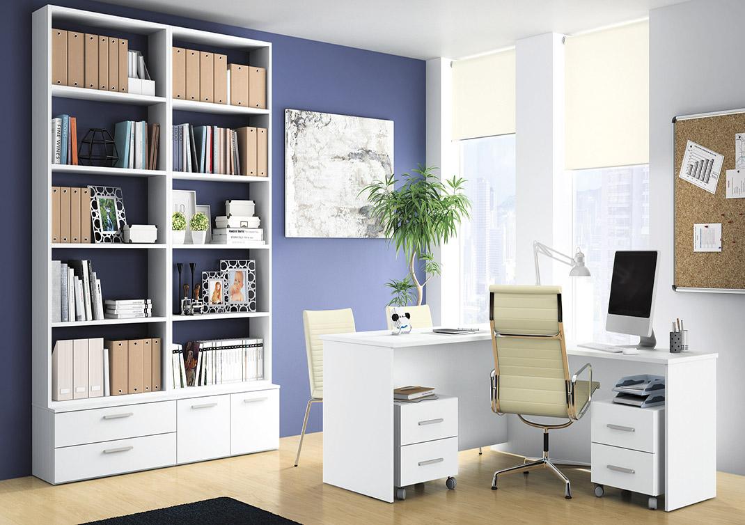 Decoraci n de oficinas y despachos en casa - Despacho en casa ...