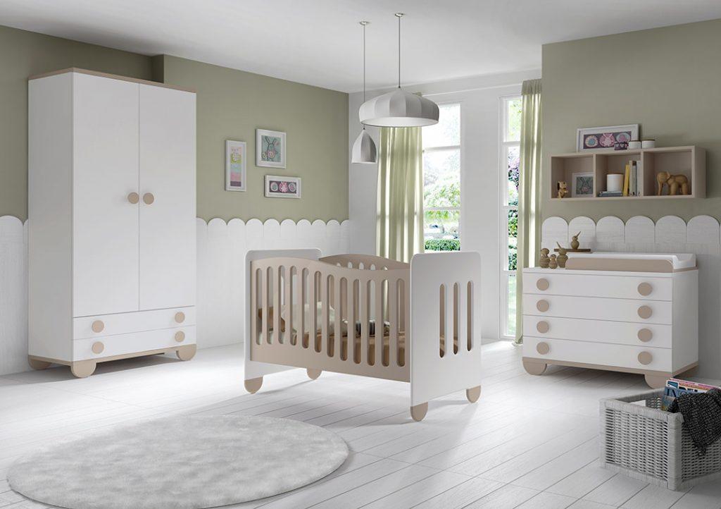 C mo distribuir la habitaci n infantil - Mobiliario habitacion bebe ...