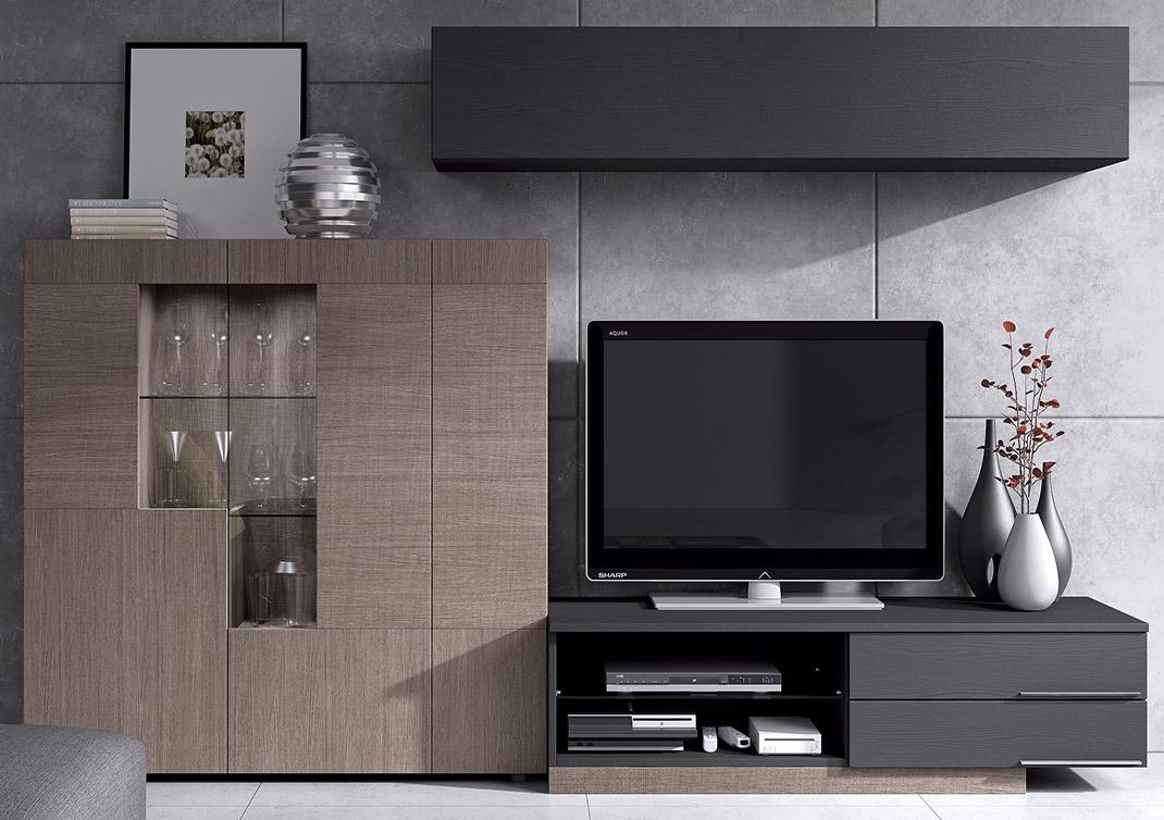 El Color Gris En La Decoraci N De Salonesblog De Decoraci N De  # Muebles Boom Opiniones