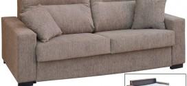 Sofá cama, un mueble multifunción para ahorrar espacio