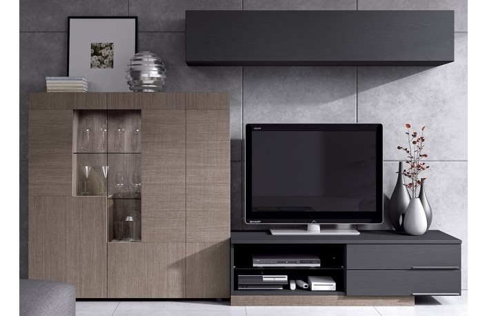 Muebles color gris