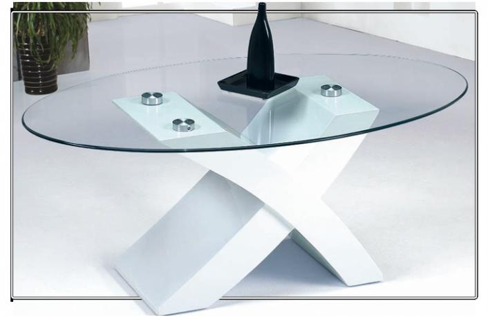 Ventajas de las mesas de centro de cristal - Mesas de centro de cristal baratas ...