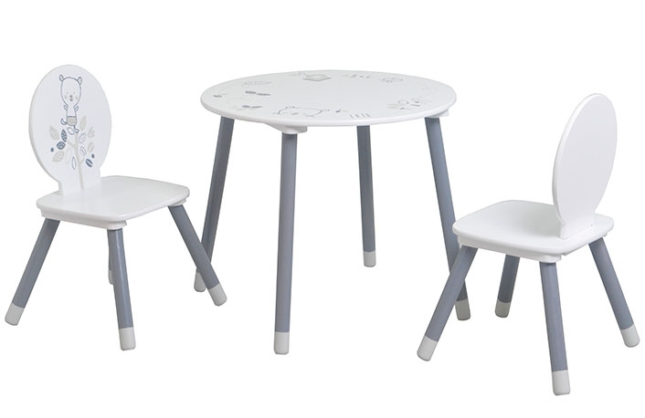 Conjuntos de mesas y sillas para las habitaciones - Sillas para habitaciones ...