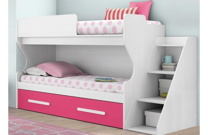Literas y camas para ganar espacio |