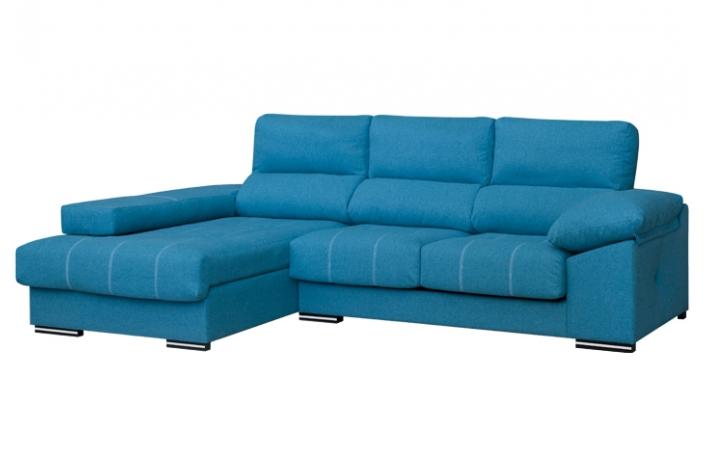 Razones para escoger un sof chaiselongue for Chaise longue azul turquesa