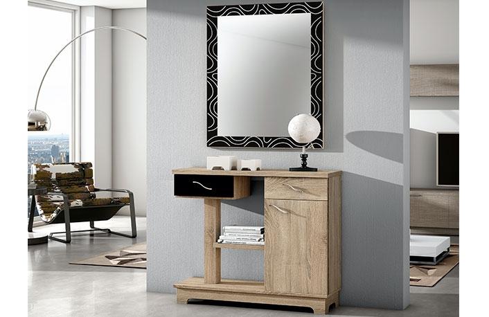 Consejos para escoger el mueble recibidor - Mueble recibidor madera ...
