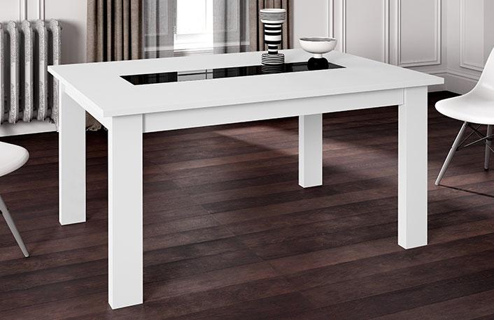 Los mejores colores para decorar el comedor for Modelos de mesas de comedor modernas