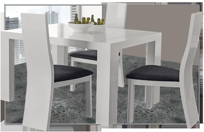 Ventajas de las mesas extensibles - Mesa comedor pequena extensible ...