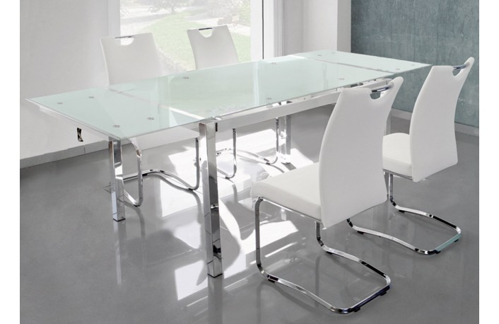 El top 5 en mesas de comedor extensibles for Mesas salon comedor extensibles